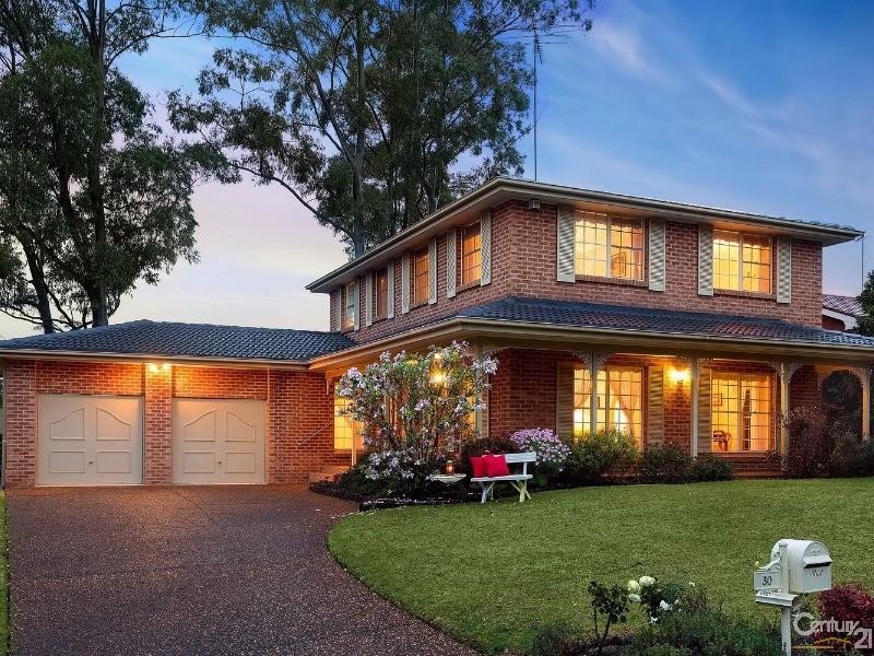 30 Manuka Circle, Cherrybrook, NSW 2126