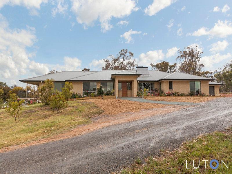 120 Bidges Road, Sutton, NSW 2620