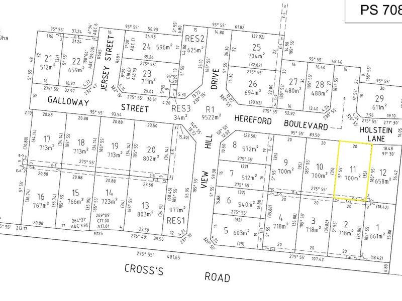 Lot 11, Hereford Boulevard, Traralgon, Vic 3844