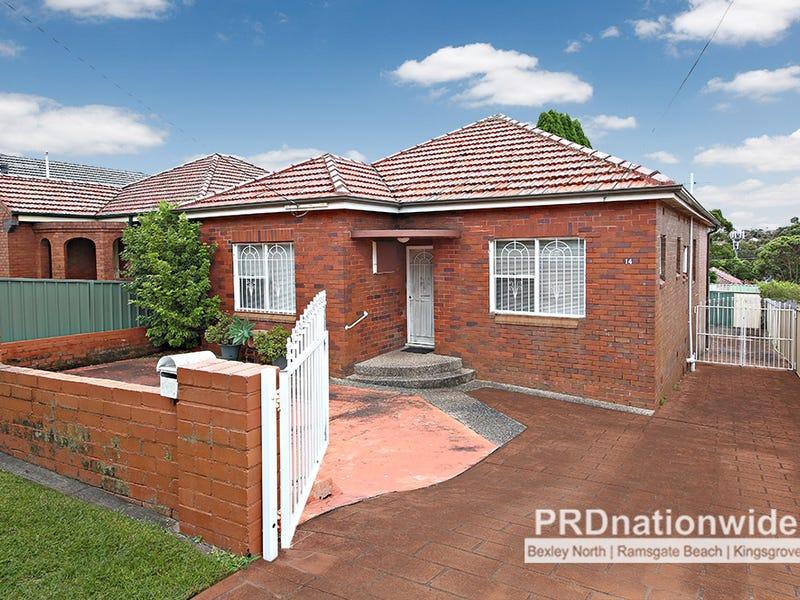 14 Demaine Avenue, Bexley North, NSW 2207
