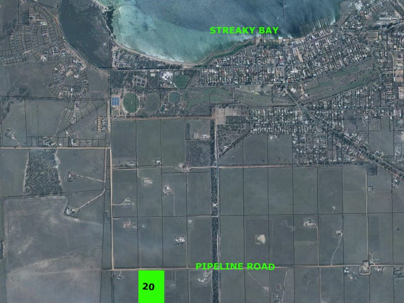 Section 20 Pipeline Road, Streaky Bay, SA 5680