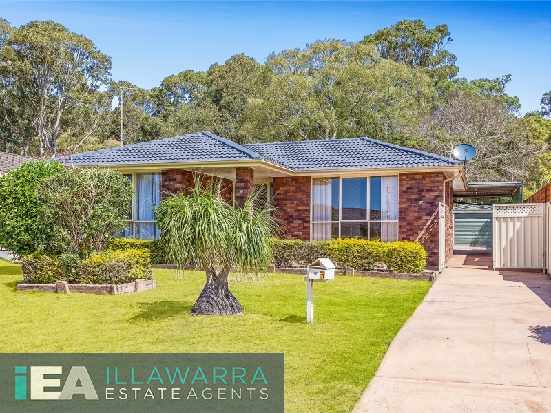 50 Loftus Drive, Barrack Heights, NSW 2528