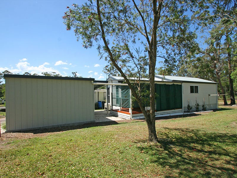 11/54 Woombah Woods Caravan Park, Woombah, NSW 2469