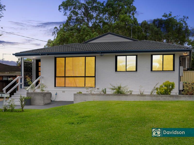 3 Bareena Place, Hammondville, NSW 2170