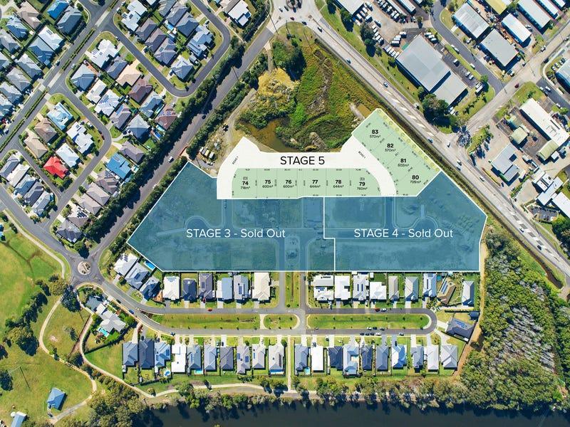 Stage 5 River Oaks Estate, Ballina, NSW 2478