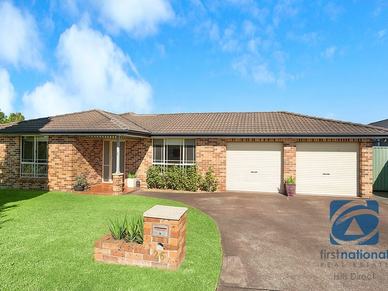 26 Kashmir Avenue, Quakers Hill, NSW 2763
