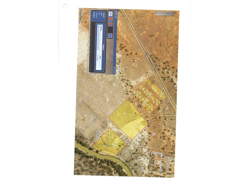 VAC Lot Menindee Road West, Wilcannia, NSW 2836