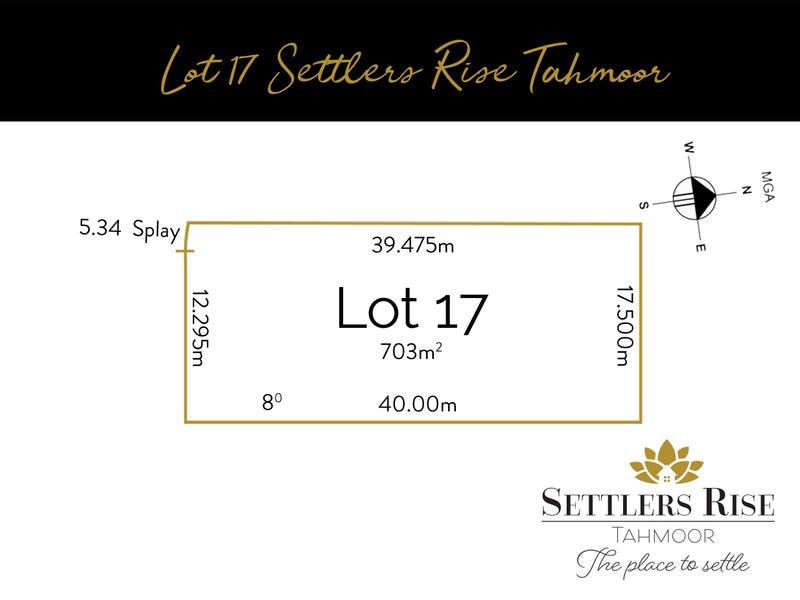 Lot 17 Settlers Rise, Tahmoor, NSW 2573