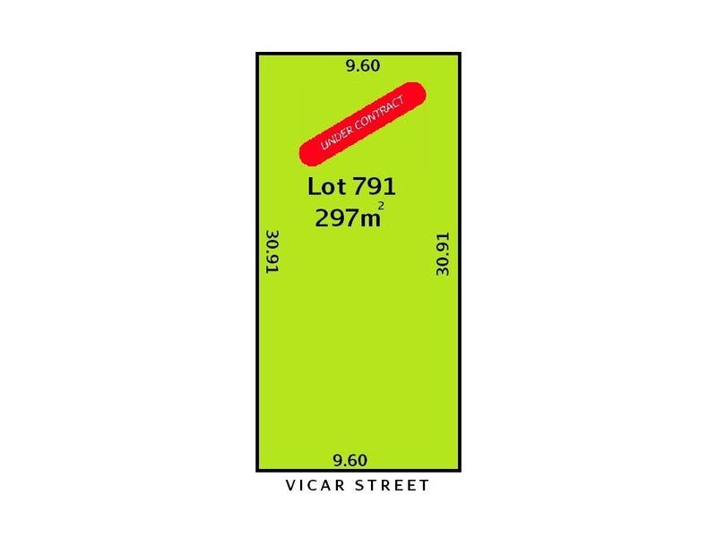 Lot 791, 8 Vicar Street, Gilles Plains, SA 5086