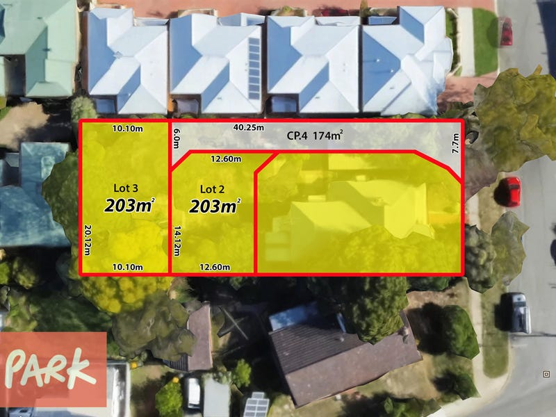 Lot 2&3, 13 Leigh Street, Burswood, WA 6100