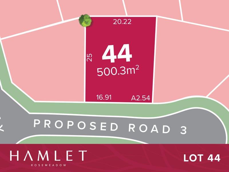 Lot 44 Land at Hamlet, Rosemeadow, NSW 2560