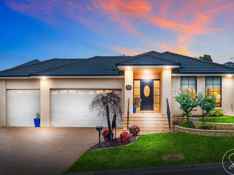 10 Brandon Grove, Kellyville, NSW 2155