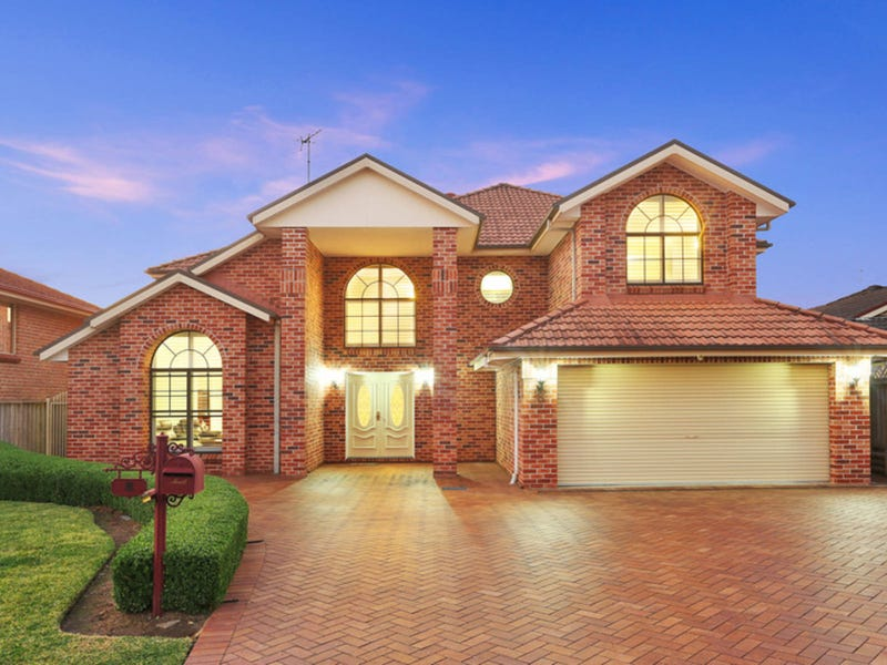 8 Carberry Court, Kellyville, NSW 2155