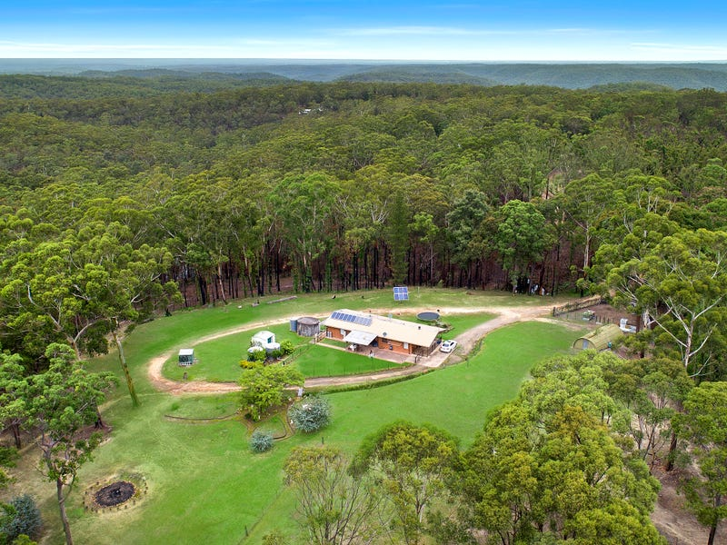 1137 Wheelbarrow Ridge Road, Colo Heights, NSW 2756