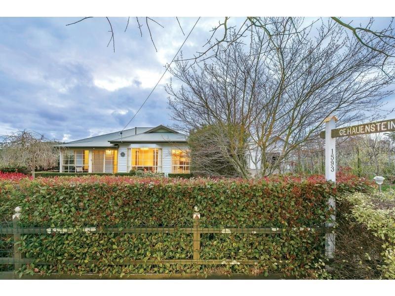 1593 Ballan Daylesford Road, Korweinguboora, Vic 3461