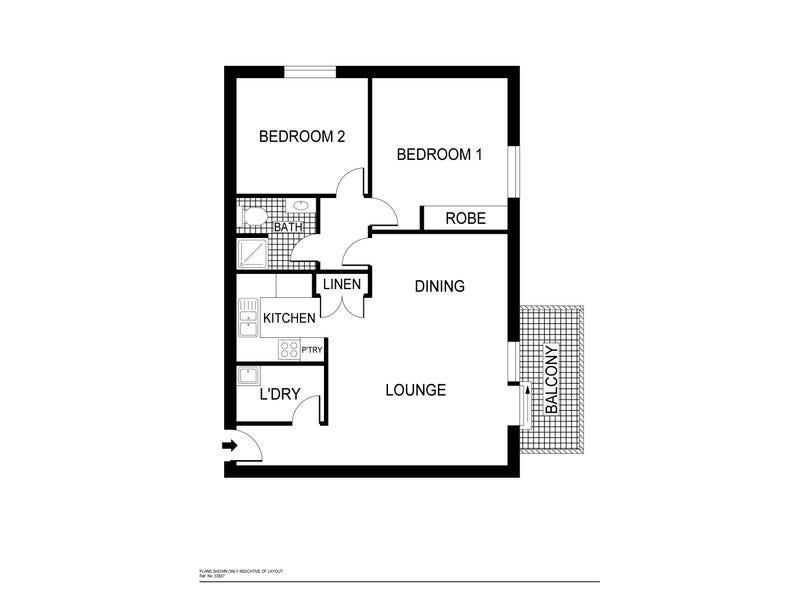 35/86 Derrima Road, Queanbeyan, NSW 2620 - floorplan