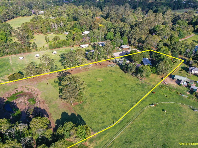 45 London Creek Road, Peachester, Qld 4519