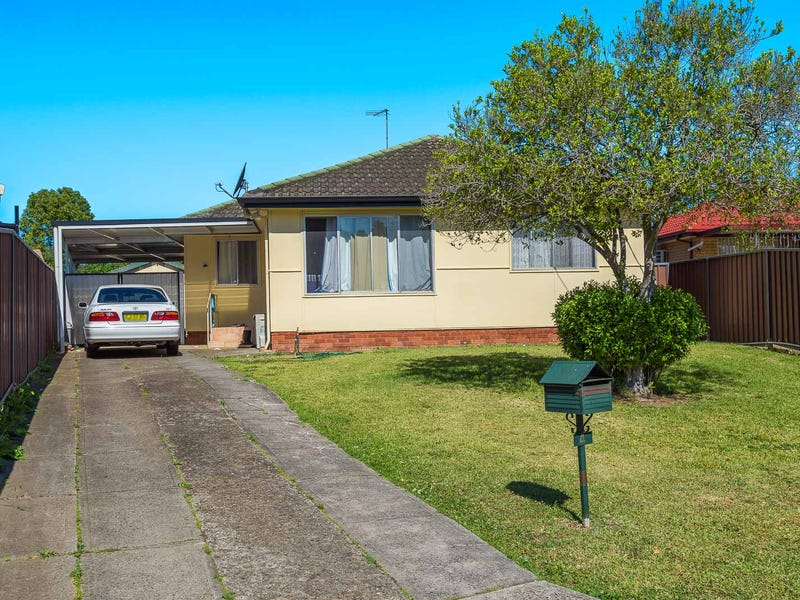 4 Chelsea Drive, Canley Heights, NSW 2166