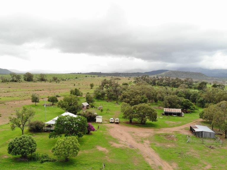 31 ACRES LIFESTYLE PROPERTY, Bell, Qld 4408