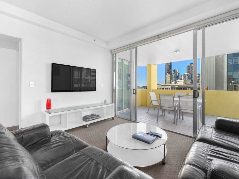 154/170 LEICHHARDT ST, Spring Hill, Qld 4000