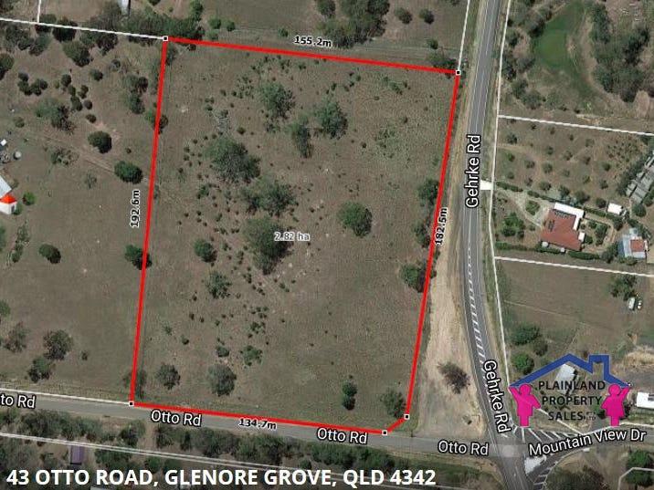 43  Otto Road, Glenore Grove, Qld 4342