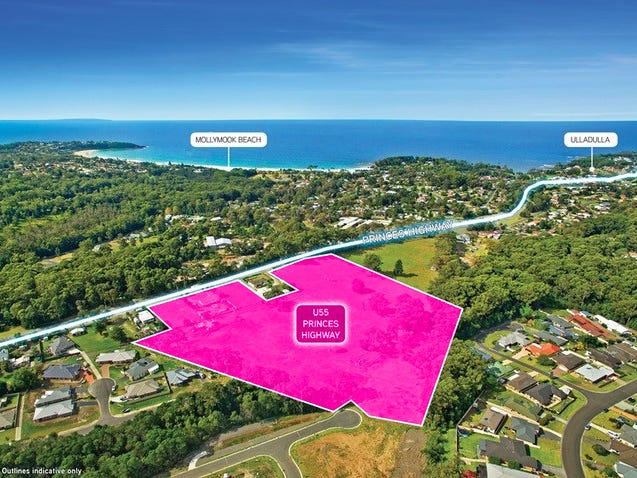 U55 Princes Highway, Ulladulla, NSW 2539