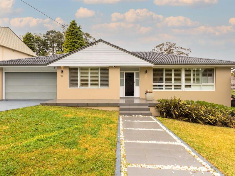 14 Lynbara Avenue, St Ives, NSW 2075