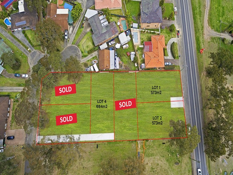 Proposed Lot 3 at 17b Markwell Place, Agnes Banks, NSW 2753
