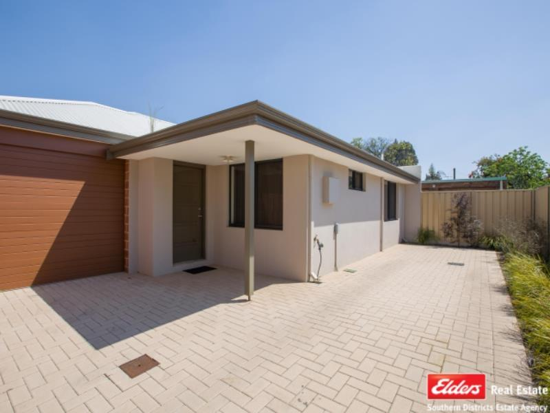 Unit 4/88 Johnston Street, Collie, WA 6225
