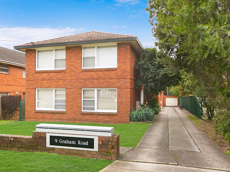 3/9 Graham Road, Narwee, NSW 2209