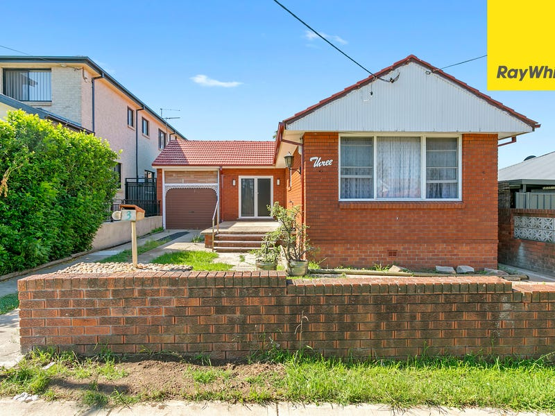 3 Wells St, Granville, NSW 2142