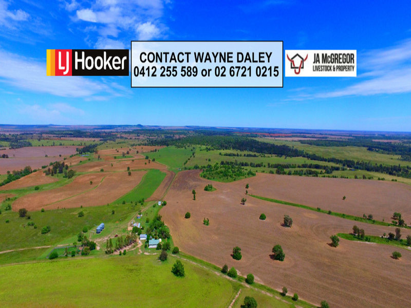 6805 Warialda Road, Yetman, NSW 2410