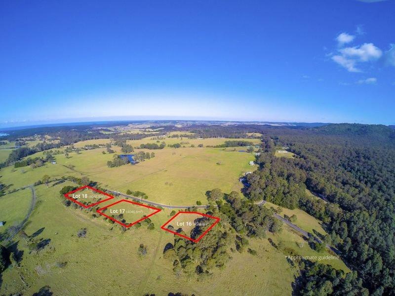 Lot 16 Porters Creek Road, Yatte Yattah, NSW 2539