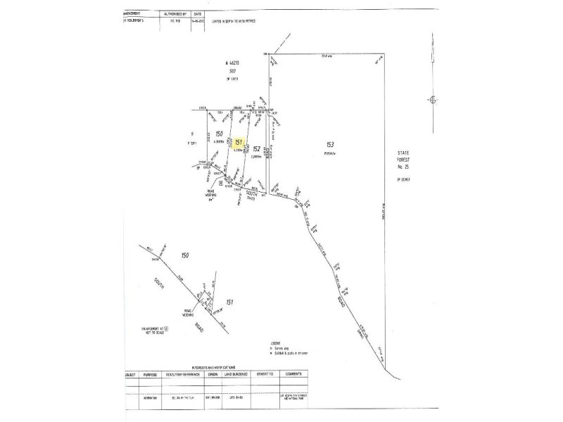 Lot 151 South Road, Wellington Mill, WA 6236