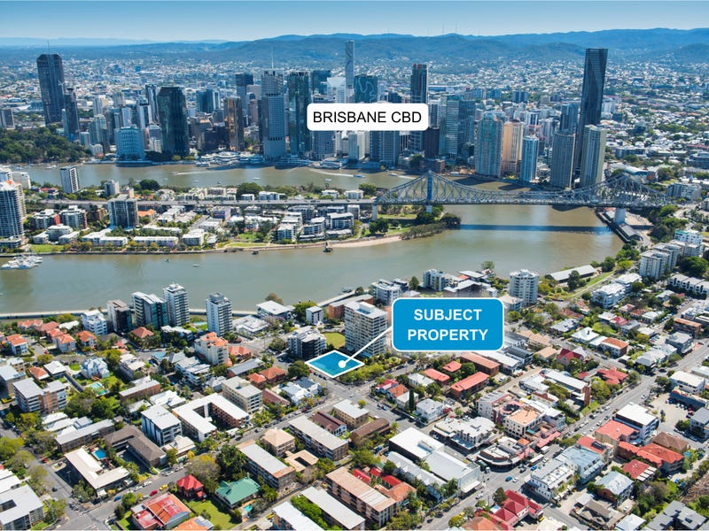 55-61 Barker Street, New Farm, Qld 4005