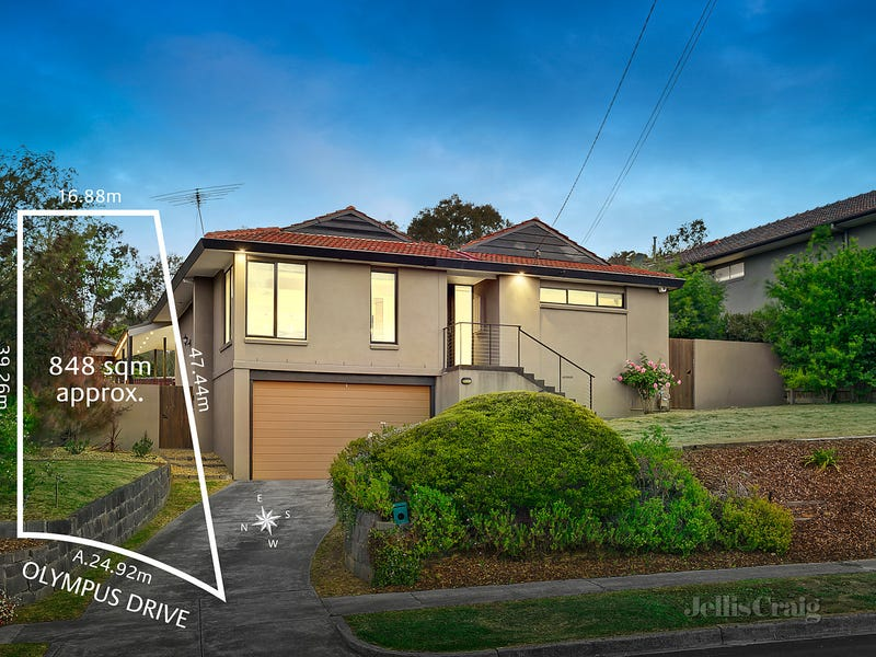 12 Olympus Drive, Templestowe Lower, Vic 3107