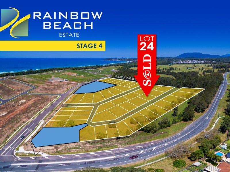 Lot 24 Rainbow Beach Estate, Lake Cathie, NSW 2445