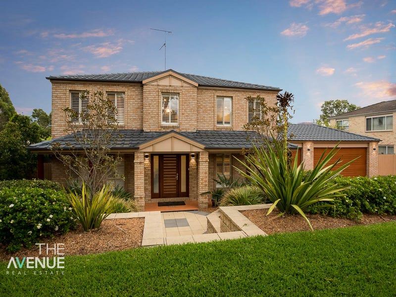 4 Bentley Avenue, Kellyville, NSW 2155