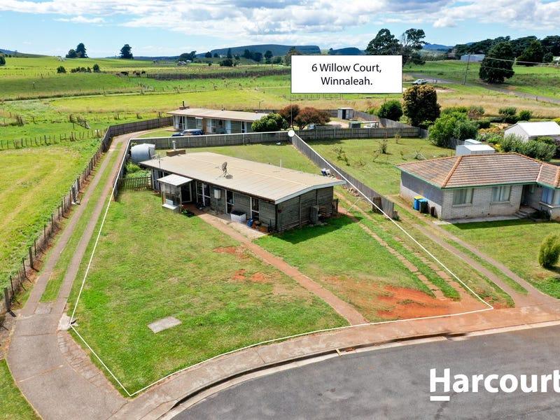6 Willow Court, Winnaleah, Tas 7265
