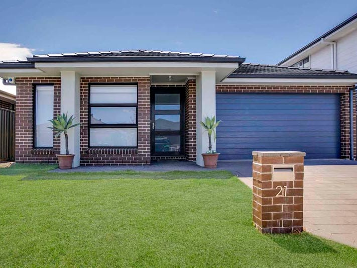 21 Venturer Parade, Leppington, NSW 2179