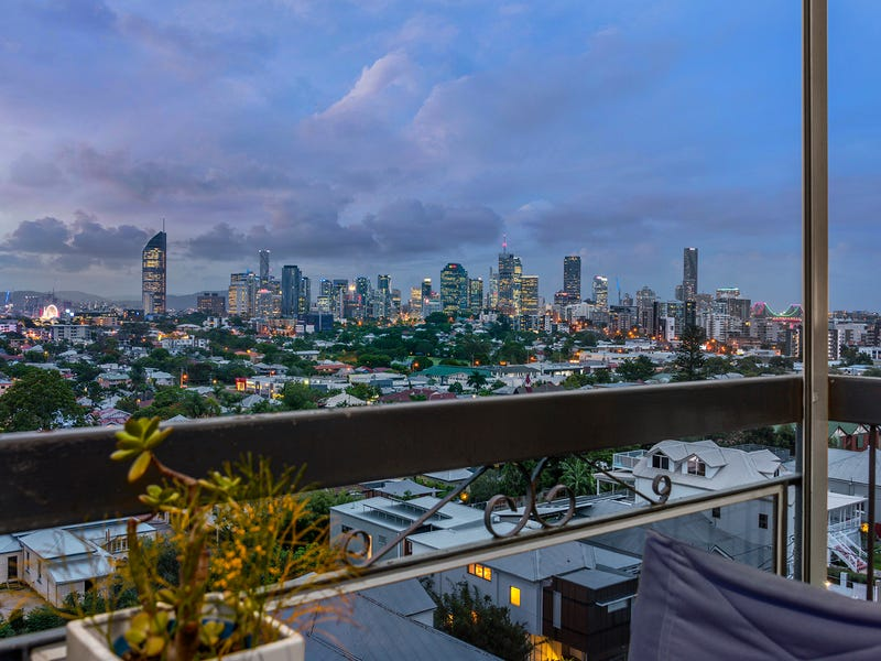 18/1 Lomond Terrace, East Brisbane, Qld 4169