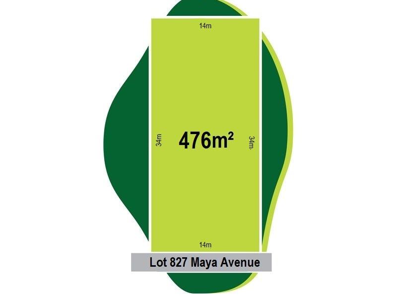 Lot 827 Maya Avenue, Rockbank, Vic 3335