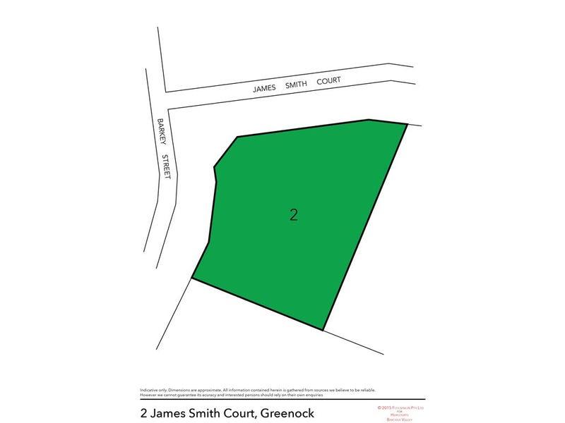 2 James Smith Court, Greenock, SA 5360