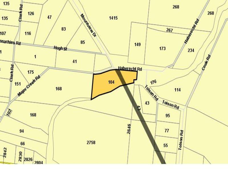 104 Haberecht Road, Majors Creek, Qld 4816
