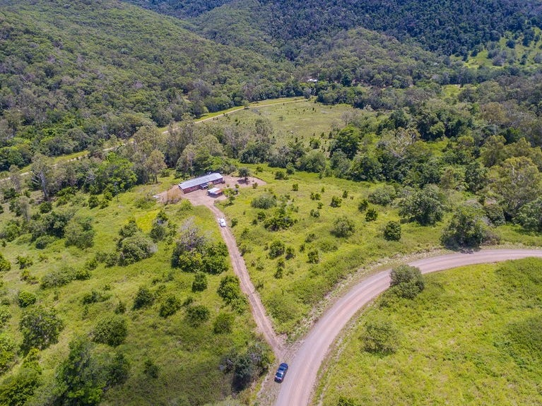 91 Forestry Road, Brandy Creek, Qld 4800