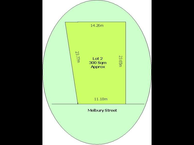 Lot 2, Bulkington Rd (Cnr Melbury St), Davoren Park, SA 5113