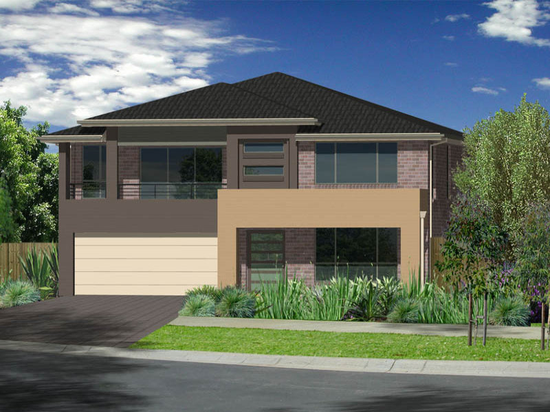 Lot 306 Paringa Drive, The Ponds, NSW 2769