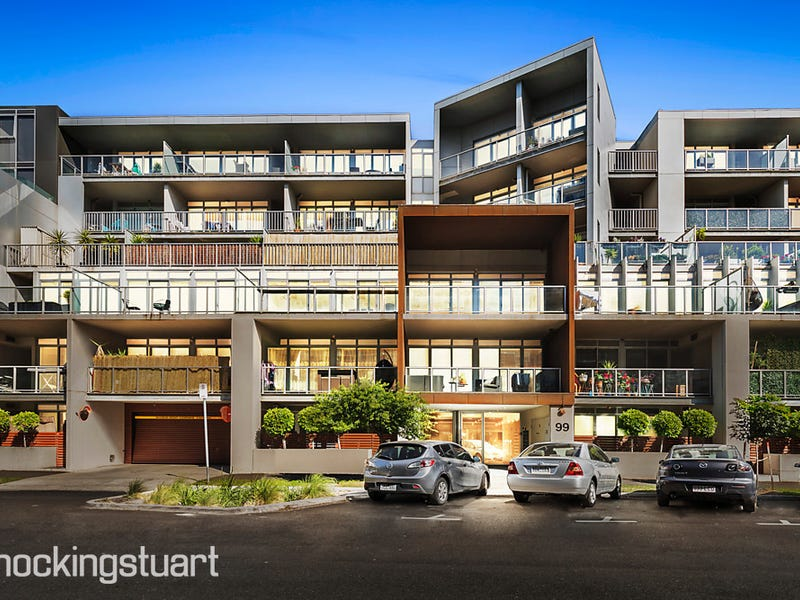 4G/99 Nott Street, Port Melbourne, Vic 3207