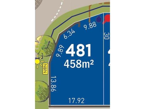Lot 481, BLOOMFIELD PARKWAY, Baldivis, WA 6171