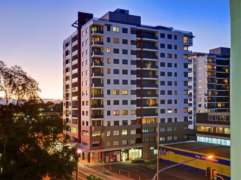 1614/1C Burdett Street, Hornsby, NSW 2077